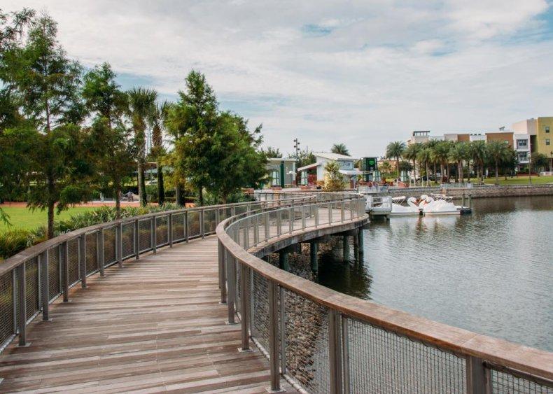 #95. Oviedo, Florida