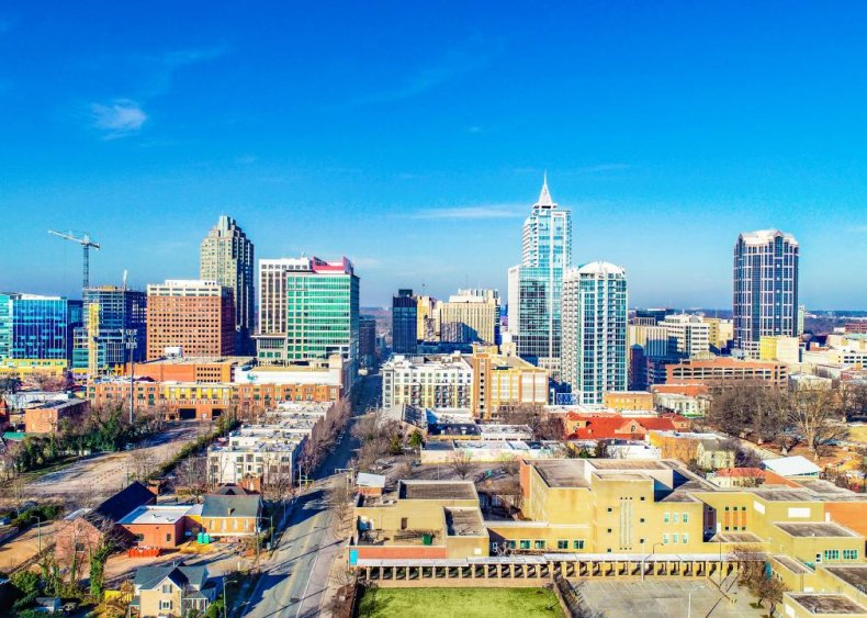 #86. Raleigh, North Carolina
