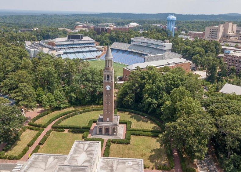#64. Chapel Hill, North Carolina