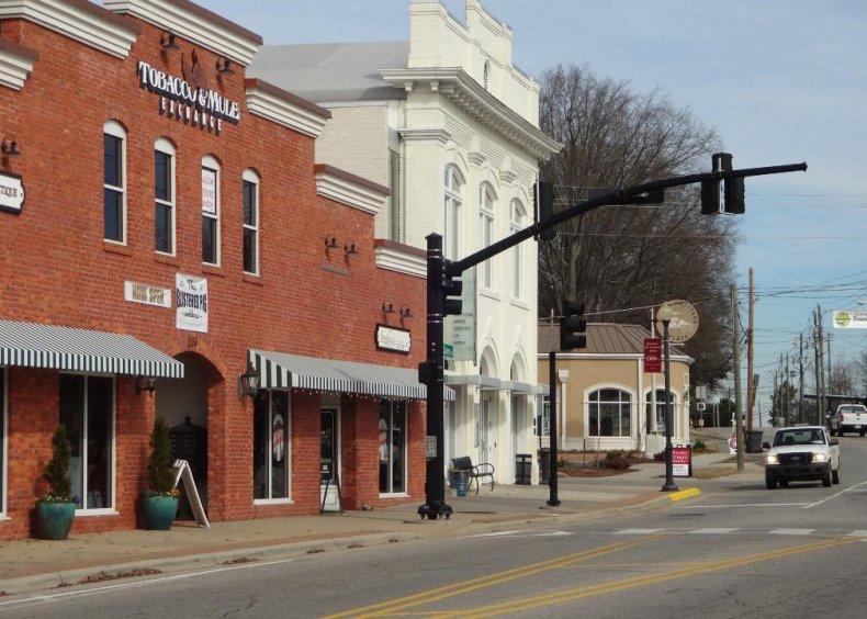 #53. Apex, North Carolina