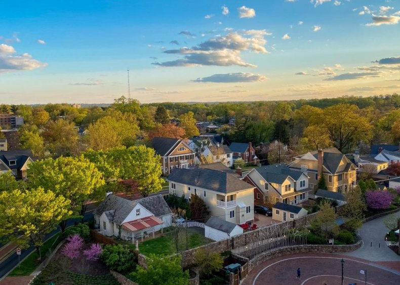 #31. Chevy Chase, Maryland