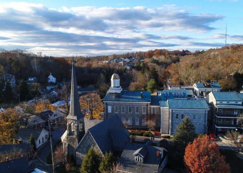 #26. Ellicott City, Maryland