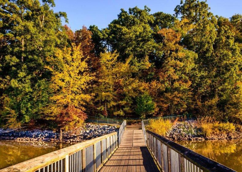 #6. Morrisville, North Carolina
