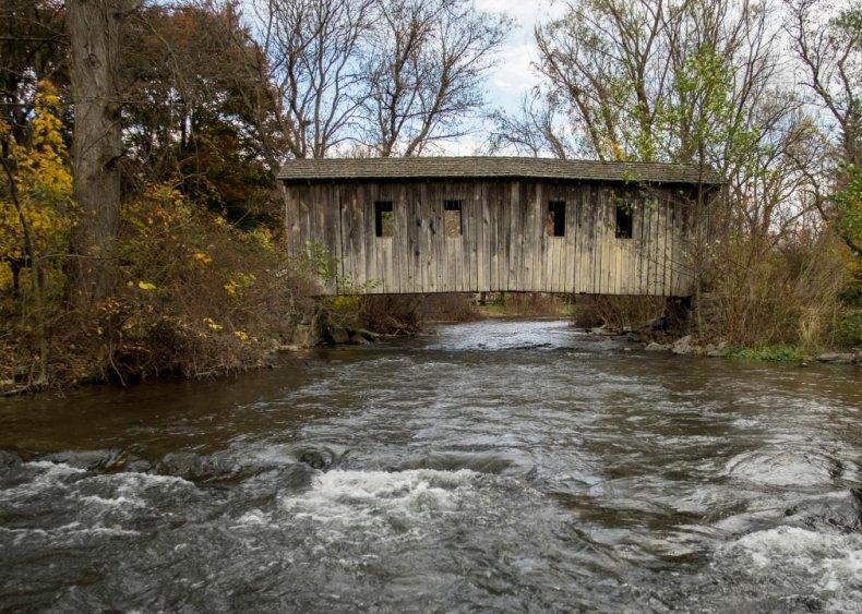 #5. Houserville, Pennsylvania