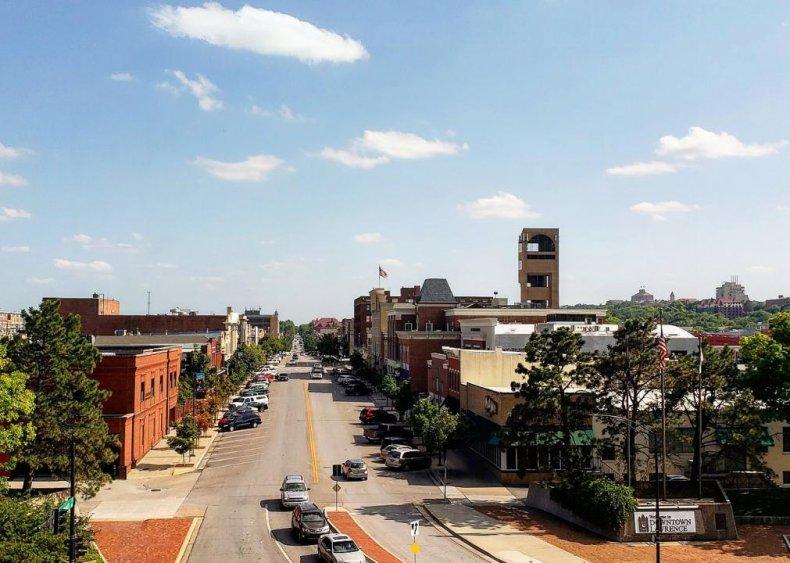 #90. Lawrence, Kansas