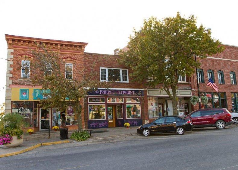 #80. Mount Vernon, Iowa
