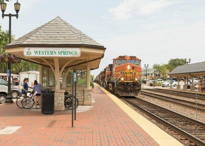 #49. Western Springs, Illinois