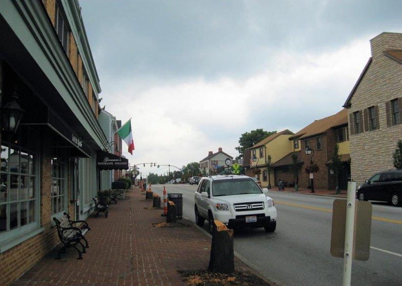 #43. Montgomery, Ohio