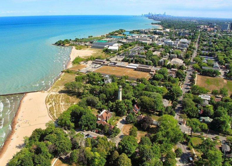 #23. Evanston, Illinois