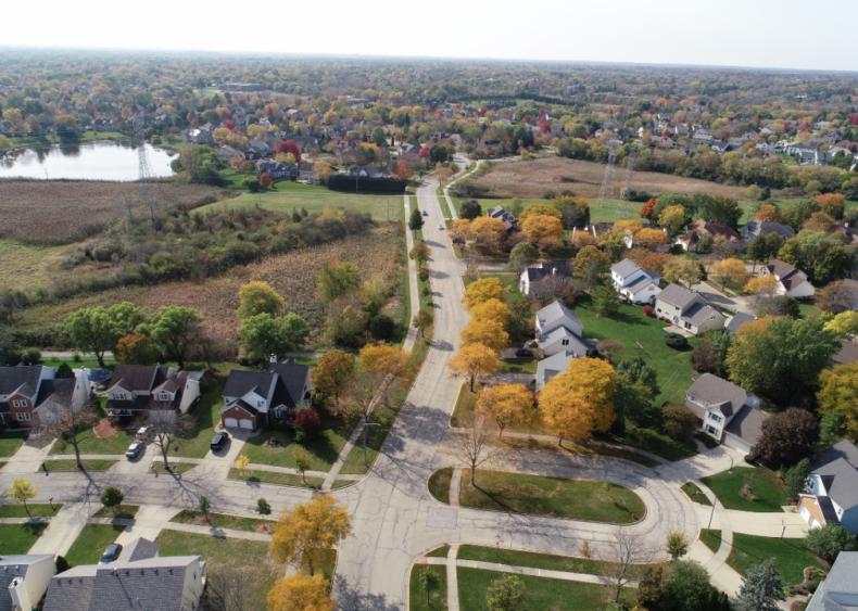 #8. Buffalo Grove, Illinois