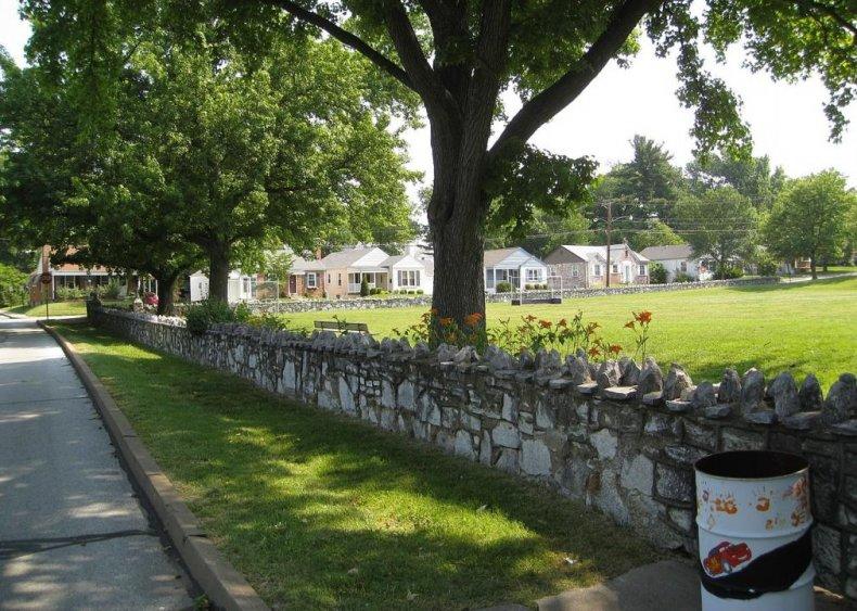 #7. Brentwood, Missouri