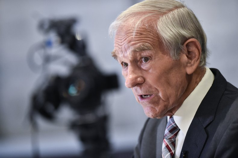 ron paul facebook ban 1/11/2021