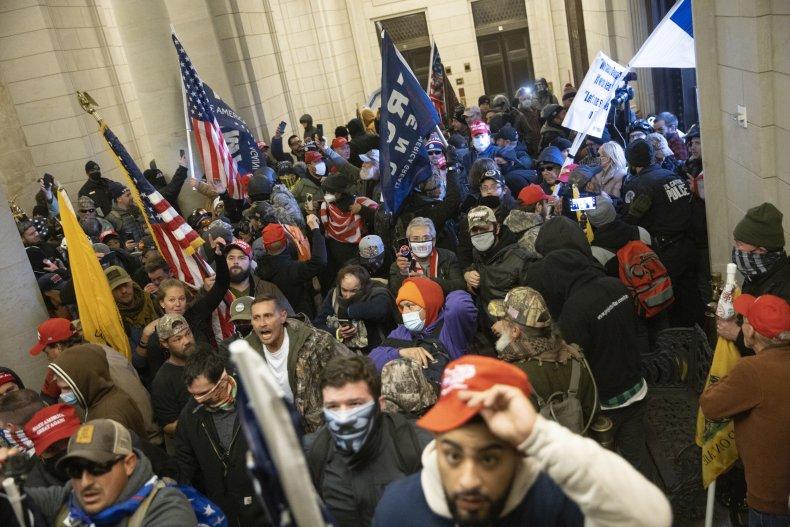 U.S. Capitol protests