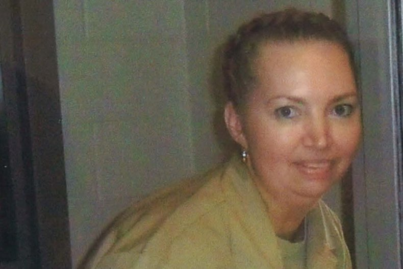 Federal death row inmate Lisa Montgomery
