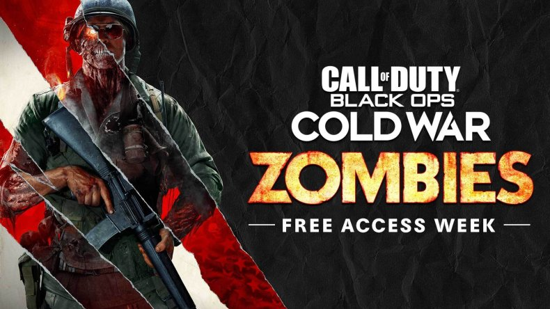 ops cold war free zombies week header