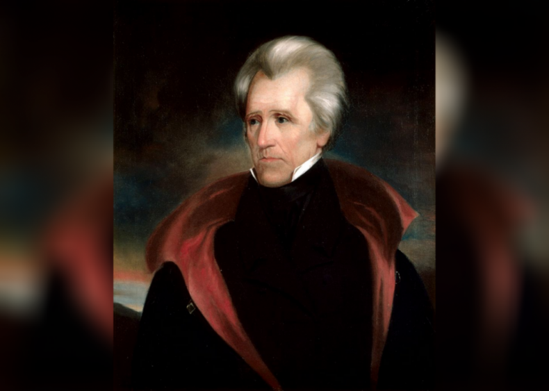 1824: First president to lose popular and electoral votes