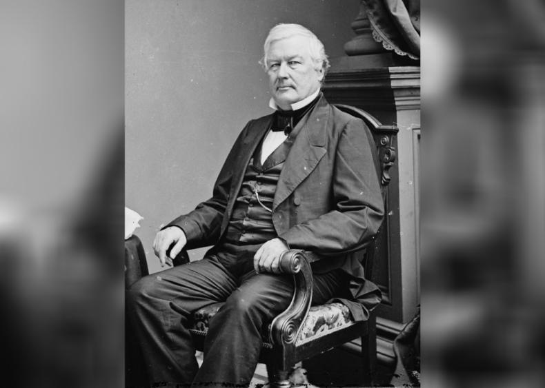 1850: Last president not a Democrat or Republican