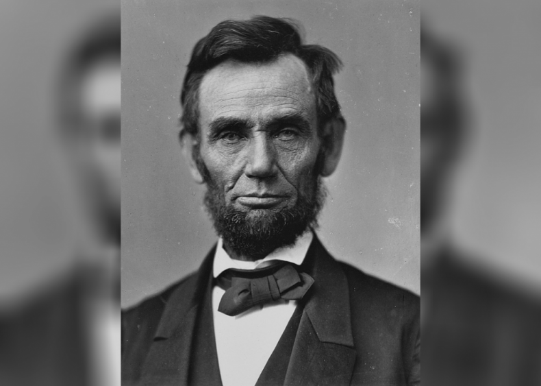 1865: First president to be assassinated