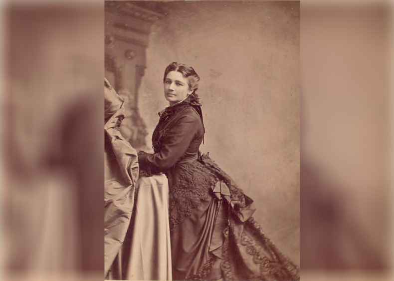 1872: First woman to run for president