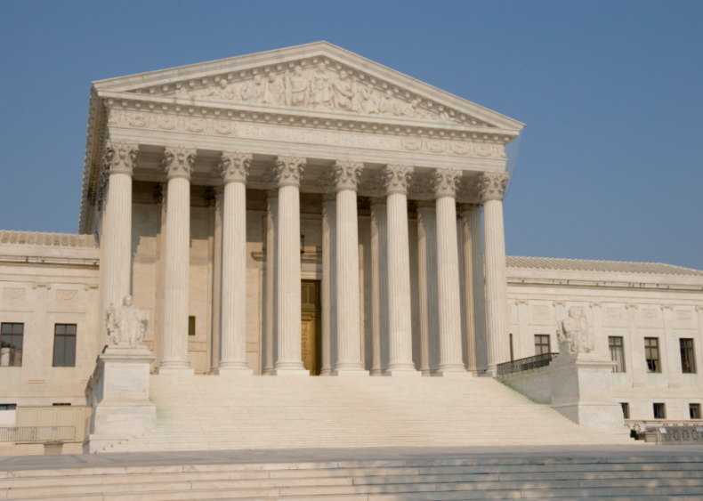 1876: First time justices decide an election