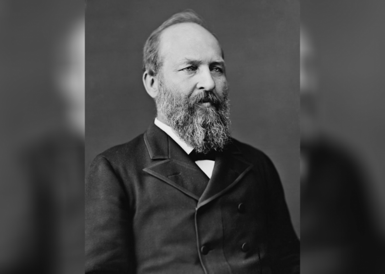 1881: Last of the 'log cabin' presidents
