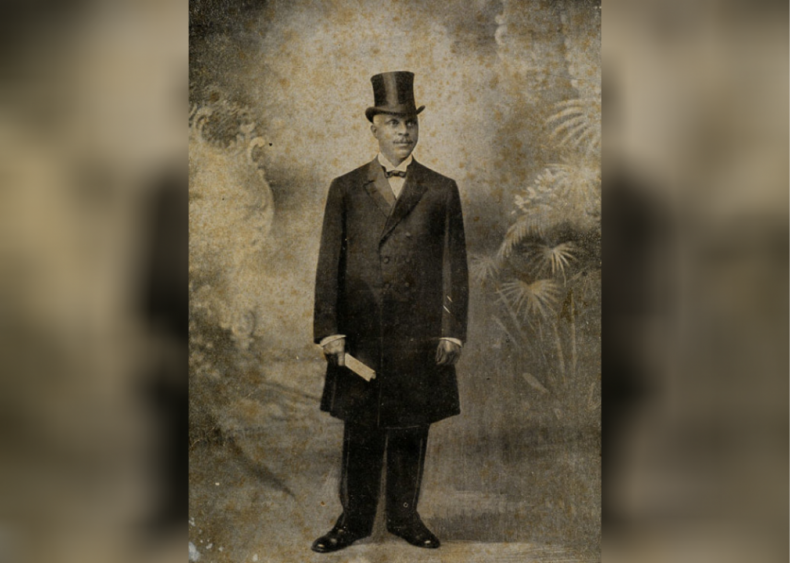 1904: First Black American to receive presidential nomination