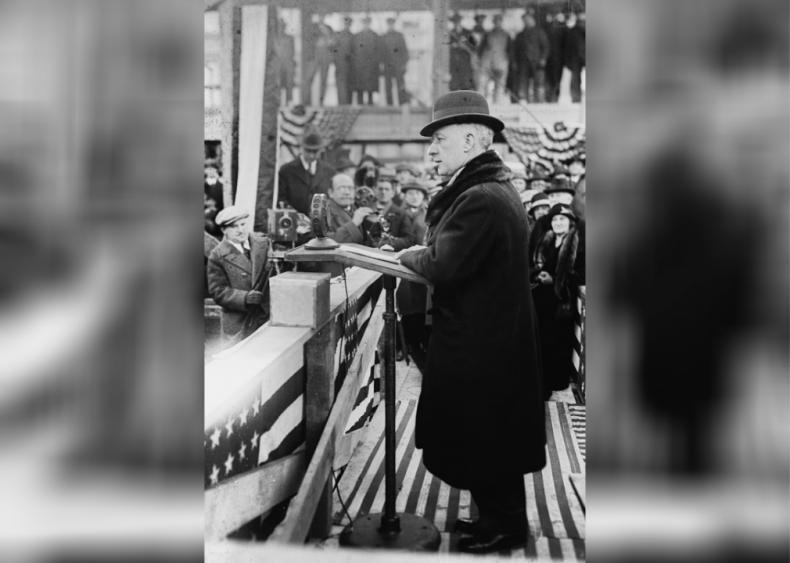 1924: Longest political convention