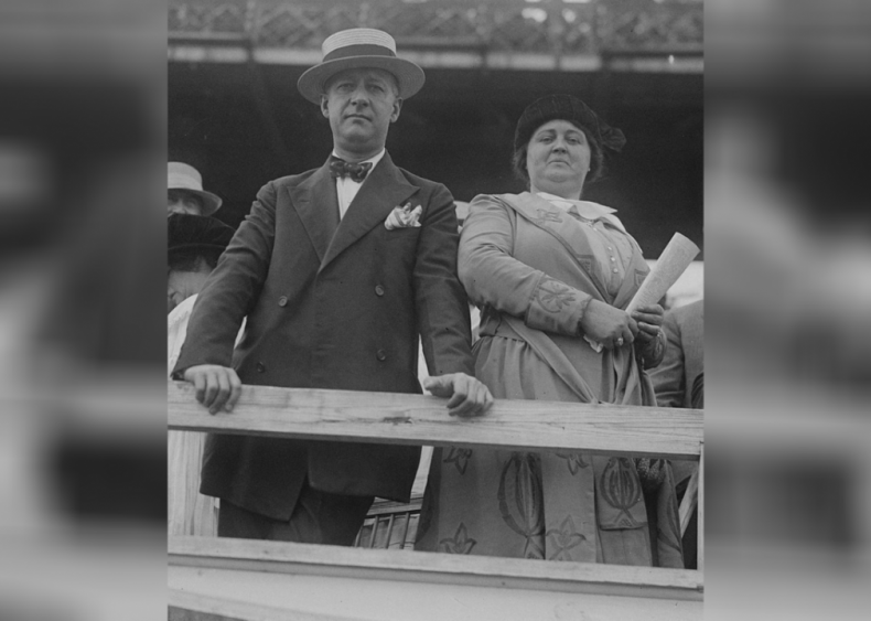 1928: First Catholic to receive presidential nomination
