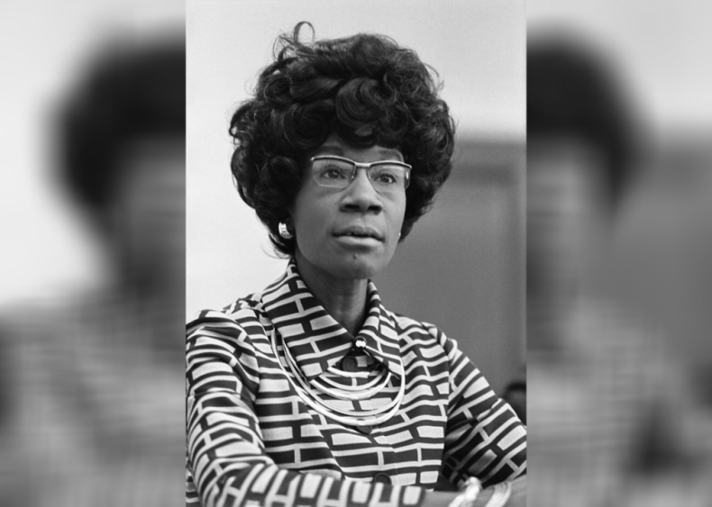 1972: First Black woman to seek nomination