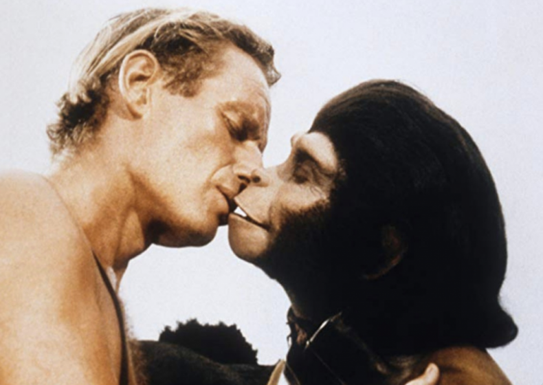 #25. Planet of the Apes (1968)