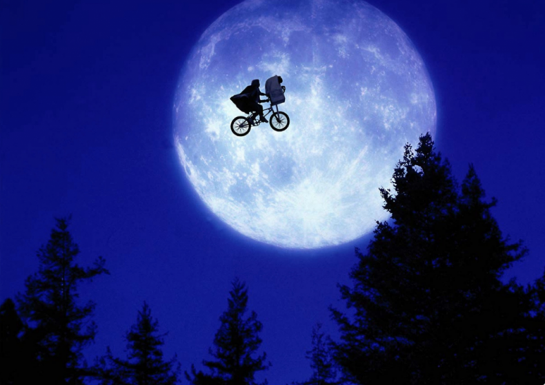 #7. E.T. the Extra-Terrestrial (1982)