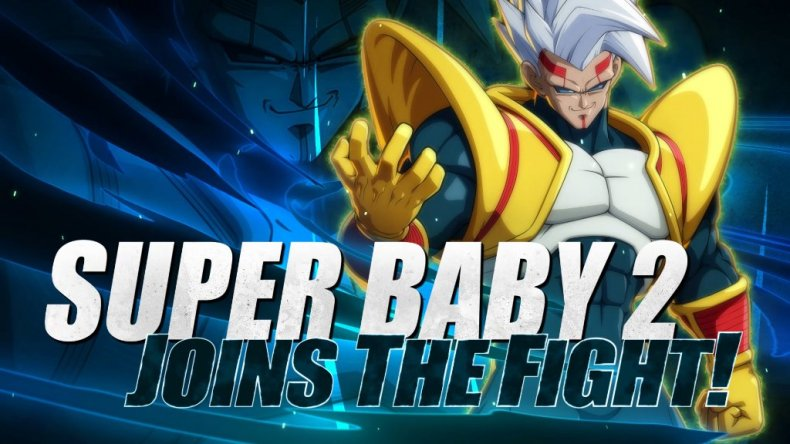 dragon ball fighterz super baby 2 joins