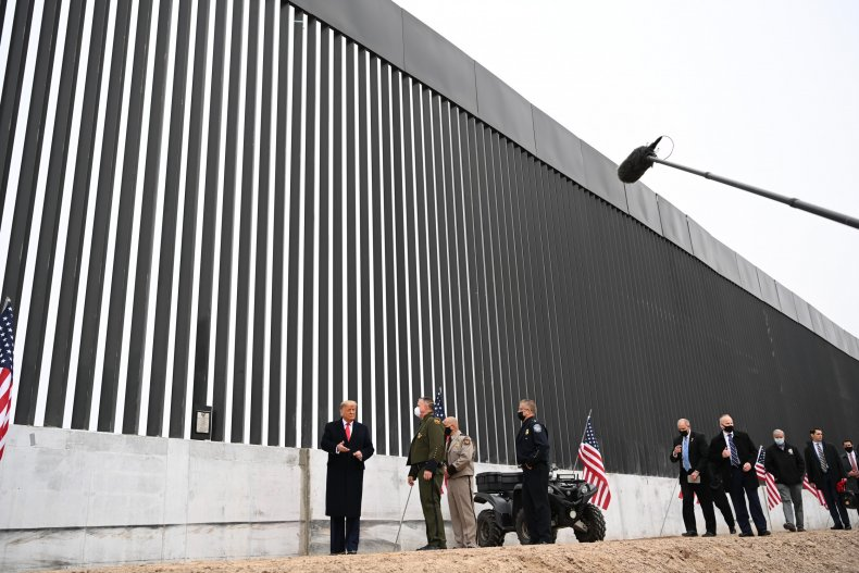 Trump border