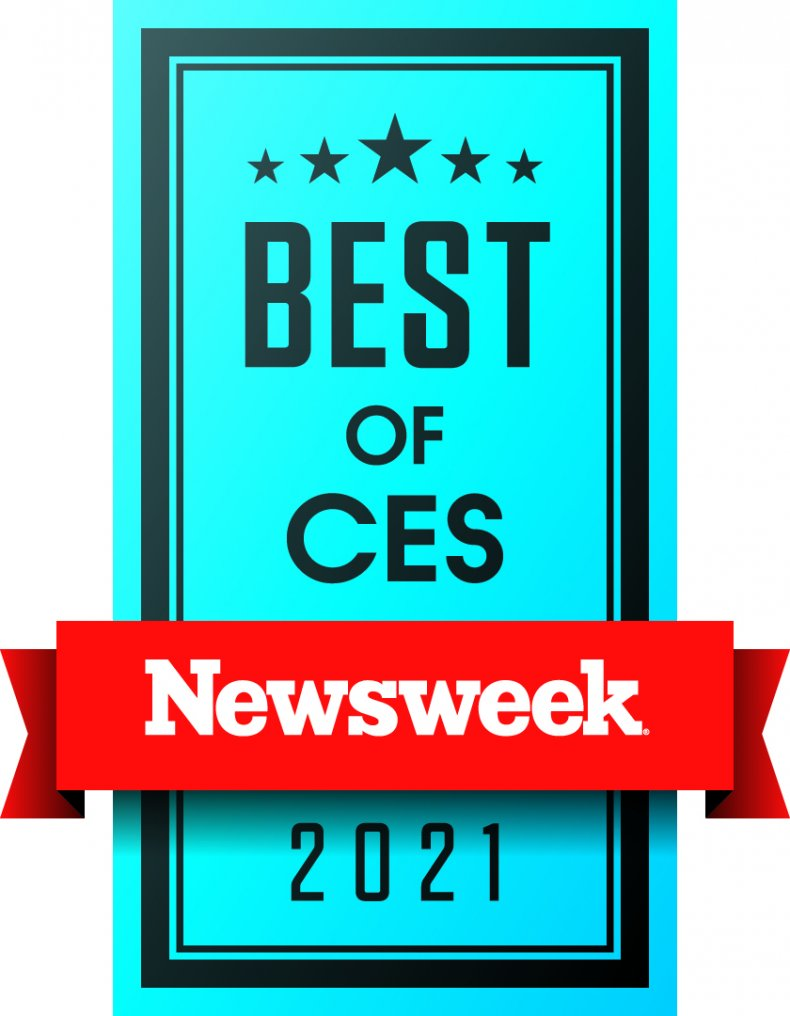 Best of CES 2021 Award