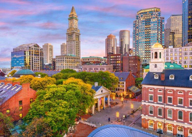 #5. Boston