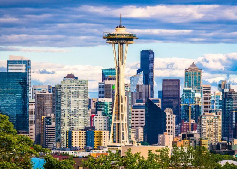 #2. Seattle