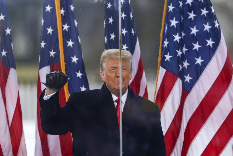 Adam Kinzinger Republicans supporting Trump impeachment riot