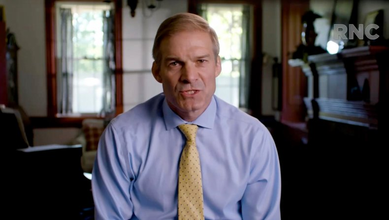 jim jordan won't say biden won fairly