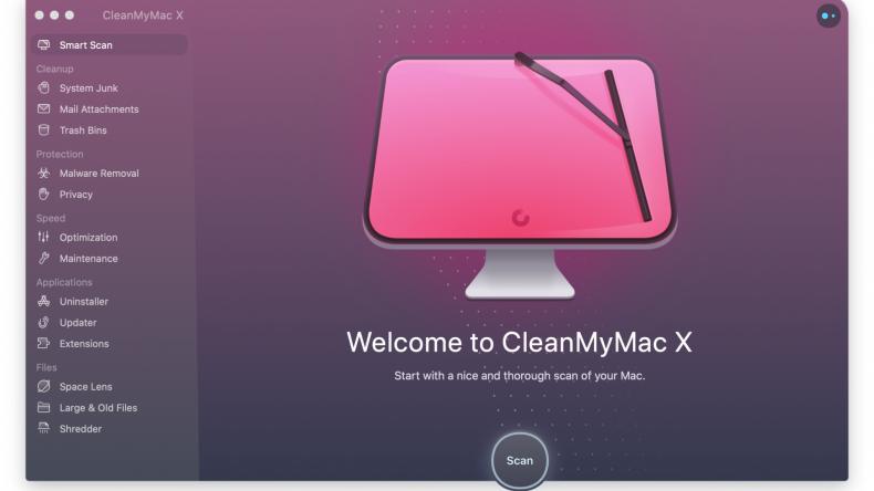 how to delete junk in macbook