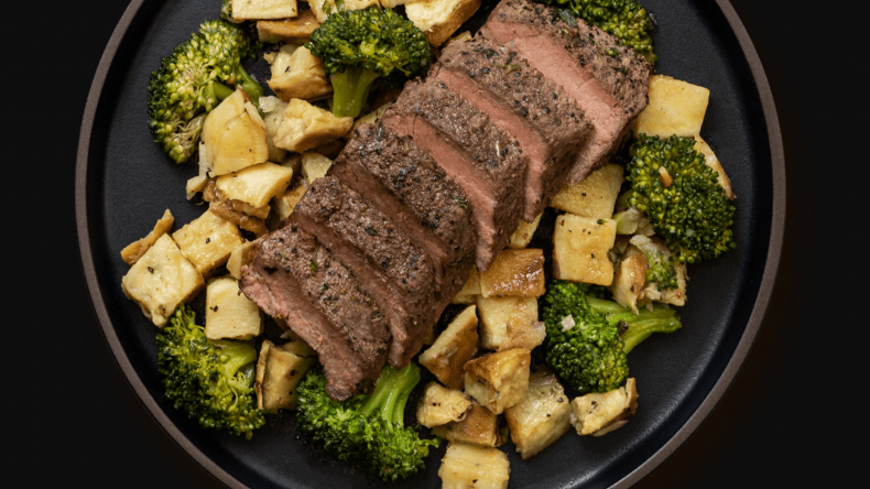 Fresh N Lean paleo meal plan