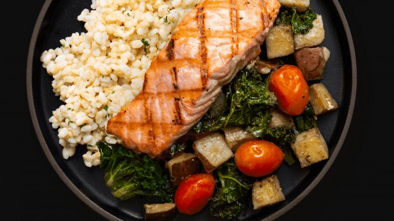 Fresh N Lean protein meal plan