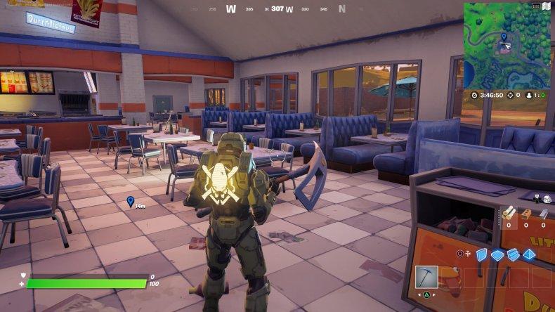 fortnite beef boss location 1 gameplay