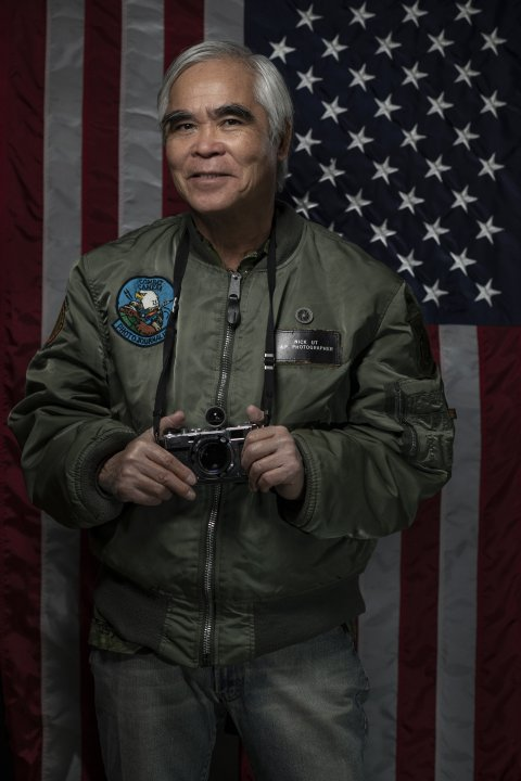 Nick Ut, Presidential Medal of Freedom, Photographer