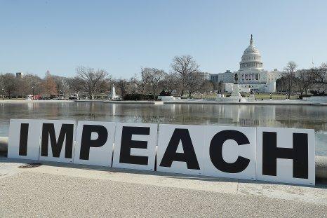 impeachment vote against donald trump 1/13/2021