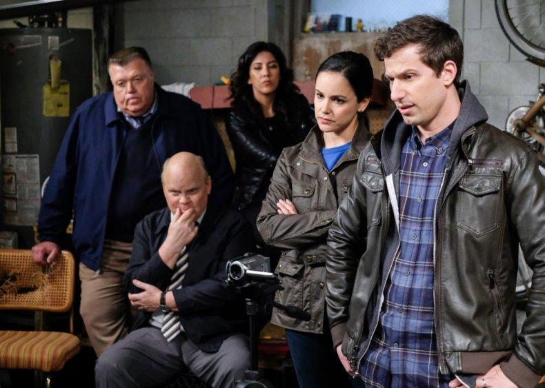 #52. Brooklyn Nine-Nine—Season 6 (2019)