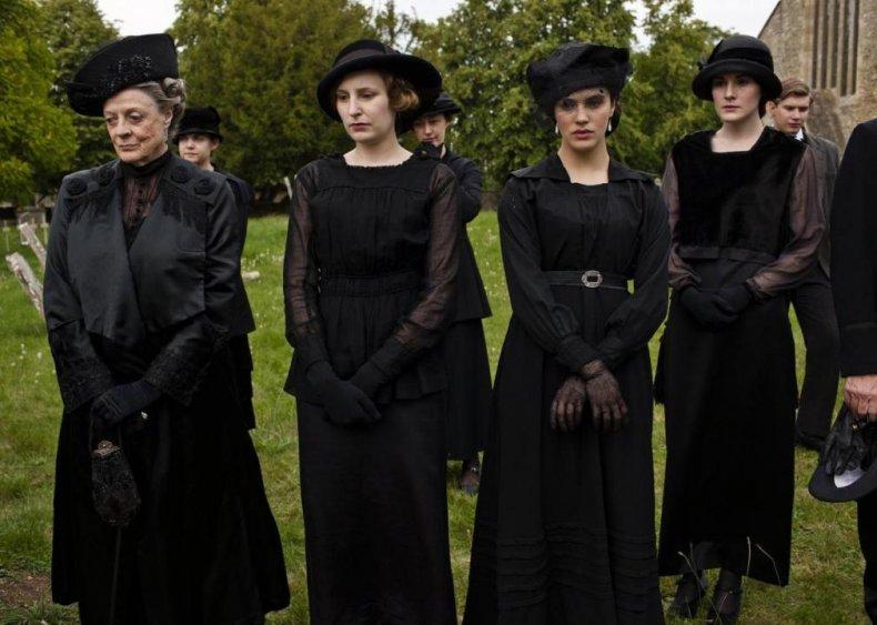 #51. Downton Abbey—Season 2 (2012)