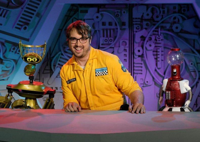 #47. Mystery Science Theater 3000: The Return—Season 1 (2017)