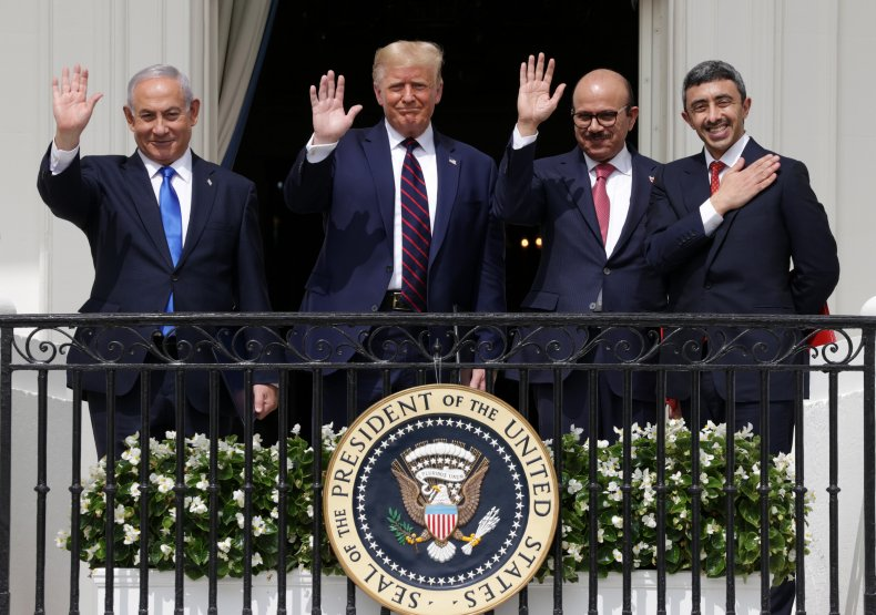 Trump and the Abraham Accords