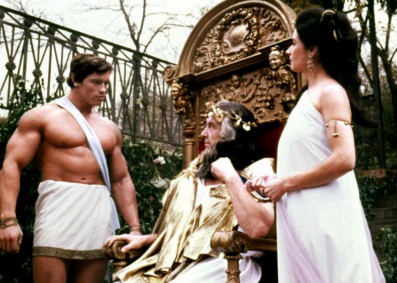 #57. Hercules in New York (1970)