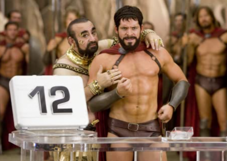 #11. Meet the Spartans (2008)